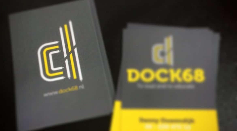 Dock68 huisstijl