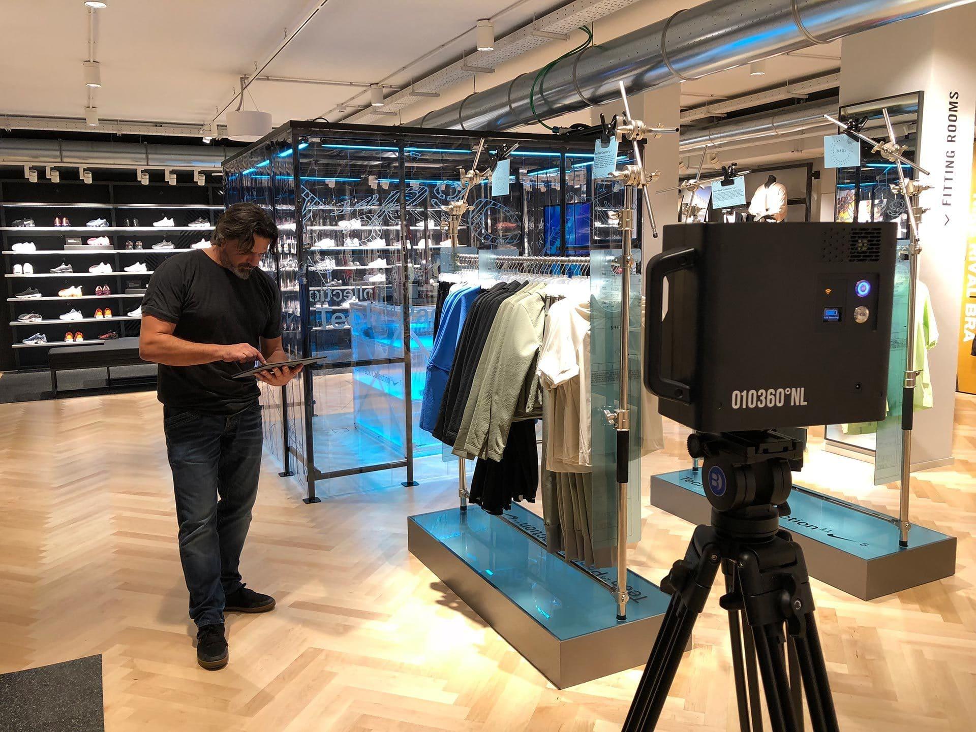 Nike Store Milaan