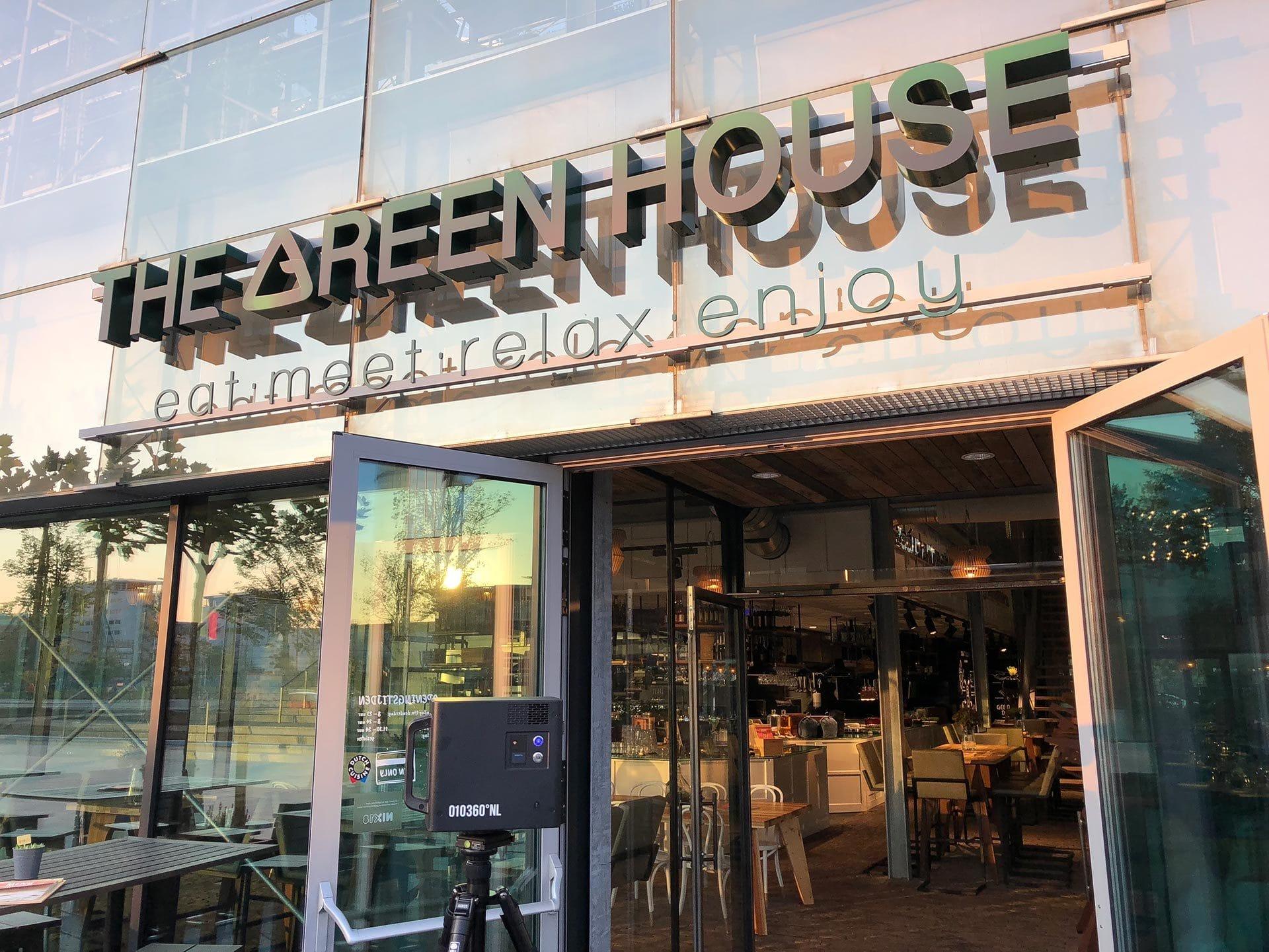 THE GREEN HOUSE UTRECHT