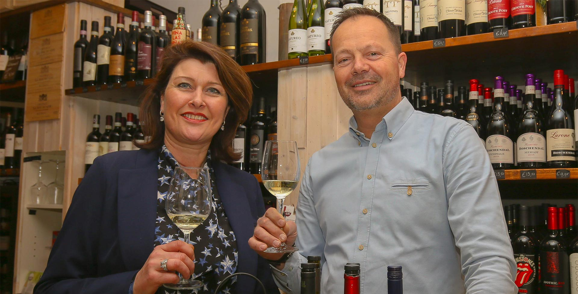 Nieuwe website Wijnhandel van Dijk